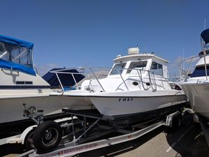 Used Twin Vee 26 Power Cat Power Catamaran Boat For Sale