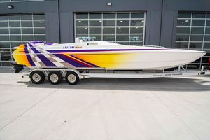 Used Spectre 30 Power Catamaran Boat For Sale