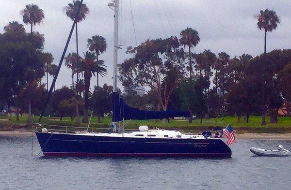 Used Beneteau 473 Tall Rig Cruiser Sailboat For Sale