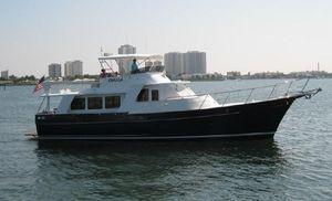 Used Halvorsen Island Gypsy Pilot House Motor Yacht For Sale
