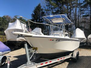 Used Edgewater 22 Center Console Center Console Fishing Boat For Sale