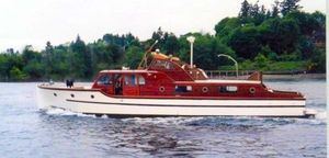 Used Monk 50 Motoryacht Antique and Classic Boat For Sale