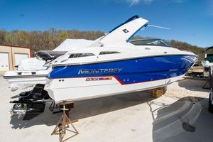 New Monterey 328 SS Cruiser Boat For Sale