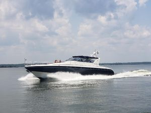 Used Leopard 23M Express Motor Yacht For Sale