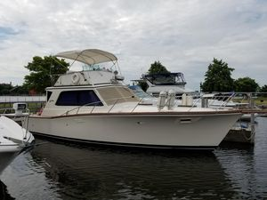 Used Egg Harbor 38 Convertible Fishing Boat For Sale