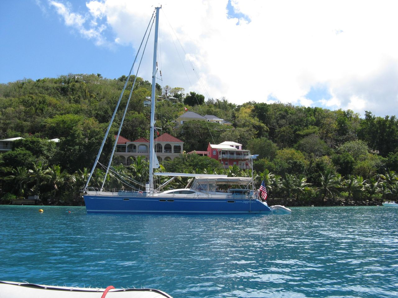 2004 Used Jeanneau Sun Odyssey 54 Ds Cruiser Sailboat For Sale