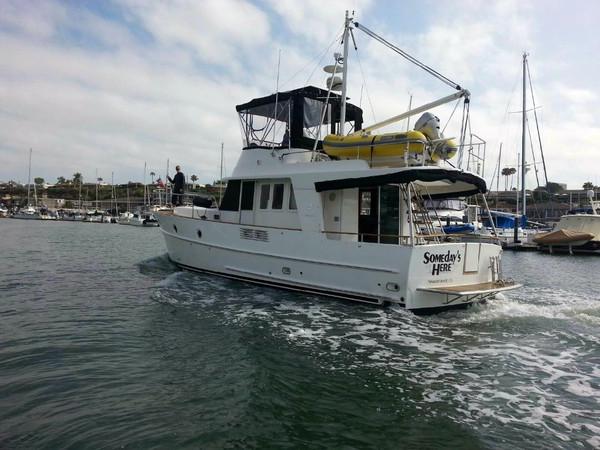 Used Beneteau Swift Trawler 42 Motor Yacht For Sale