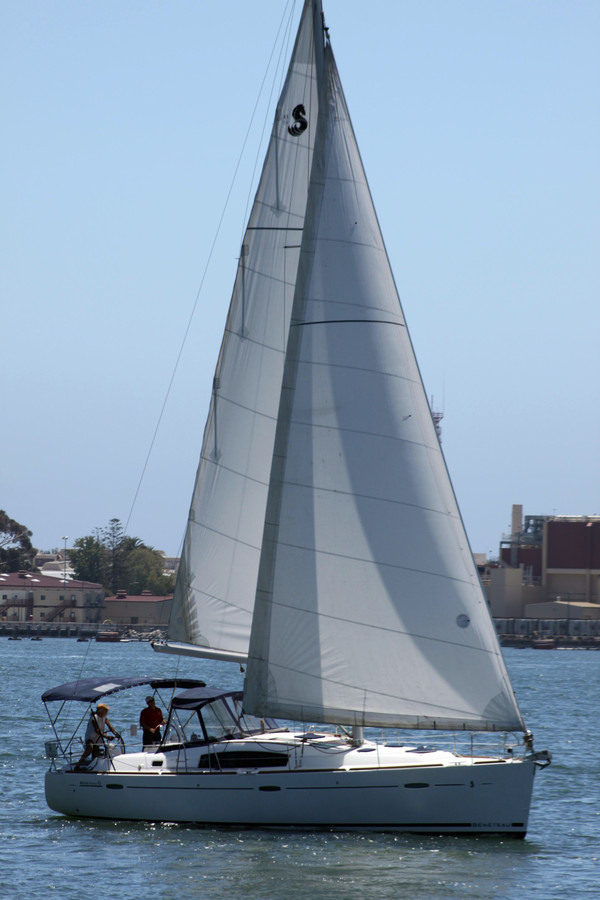 Used Beneteau 43 Sloop Sailboat For Sale