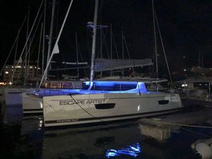 Used Fountaine Pajot Helia 44 Catamaran Sailboat For Sale