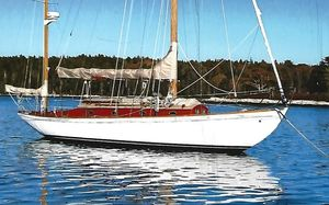 Used Concordia Yawl #39 Antique and Classic Boat For Sale
