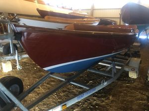 Used Herreshoff Haven 12 1/2 Daysailer Sailboat For Sale
