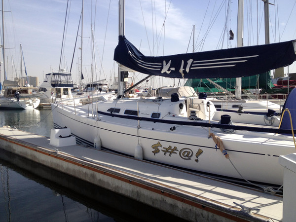 Used Xyachts X41 Racer and Cruiser Sailboat For Sale