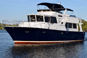 Used Jefferson 53 LRC Pilothouse Motor Yacht For Sale