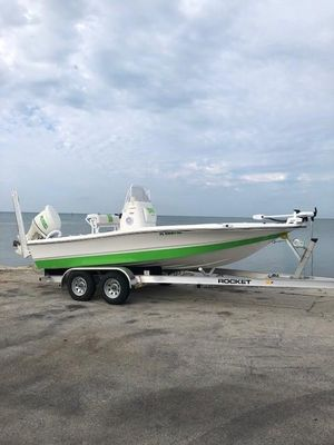 Used Epic 21 Center Console Fishing Boat For Sale