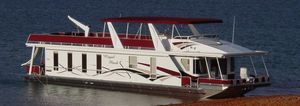 Used Stardust Cruisers Royal Flush Trip 5 House Boat For Sale