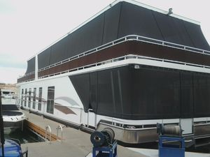 Used Starlite X-80 Houseboat House Boat For Sale