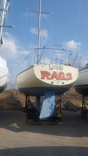 Used Newport 30 MK II Cruiser Sailboat For Sale