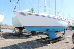 Used Catalina 25 Daysailer Sailboat For Sale