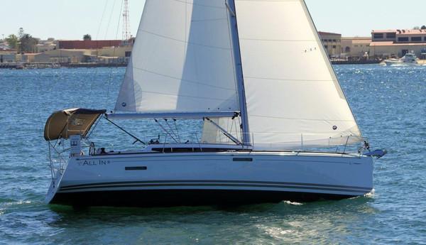 Used Jeanneau Sun Odyssey 379 Sloop Sailboat For Sale