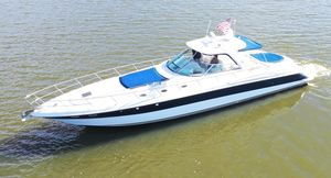 Used Sea Ray 580 Super Sun Sport Motor Yacht For Sale