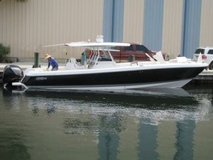 Used Intrepid Open Center Console Fishing Boat For Sale