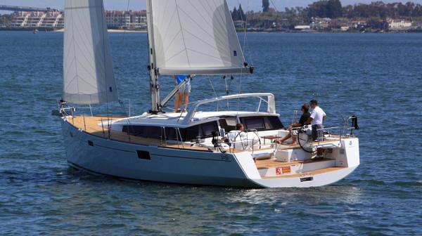 New Beneteau Sense 50 Cruiser Sailboat For Sale