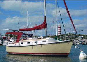 Used Com-Pac 27/3 Cruising Sloop Daysailer Sailboat For Sale