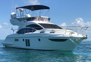 Used Azimut 40 Fly With Tender Motor Yacht For Sale