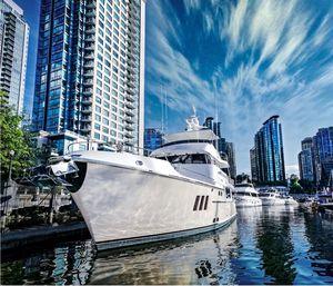 Used Nordhavn 76 Trawler Boat For Sale