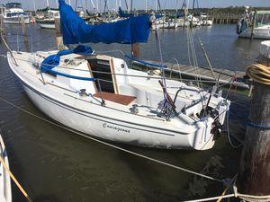Used Pearson OD Motorsailer Sailboat For Sale