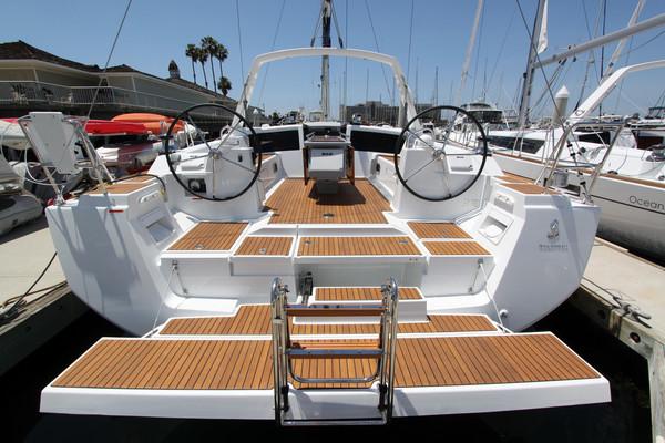 New Beneteau Oceanis 48 Cruiser Sailboat For Sale