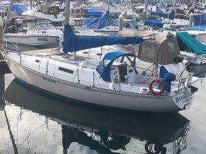 Used C&c 35 Sloop Sailboat For Sale
