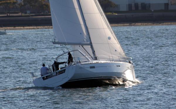 New Beneteau Oceanis 45 Cruiser Sailboat For Sale