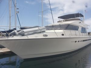 Used Forbes Cooper 65 Motor Yacht For Sale