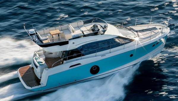 New Monte Carlo MC4 Motor Yacht For Sale