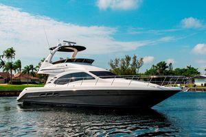 Used Sea Ray 440 Sedan Bridge Sundancer Cruiser Boat For Sale