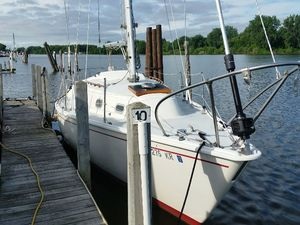 Used Pearson 30 Motorsailer Boat For Sale