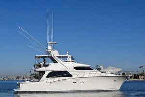 Used Mikelson Pilothouse Sportfisher Motor Yacht For Sale