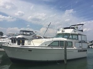 Used Bertram 42 Motor Yacht Motor Yacht For Sale