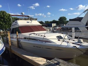 Used Sea Ray 39 Sportfish Sports Fishing Boat For Sale
