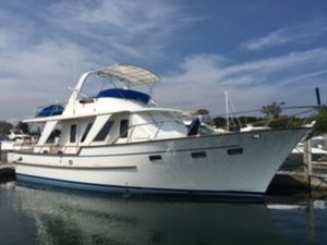 Used Defever 48 Trawler Boat For Sale