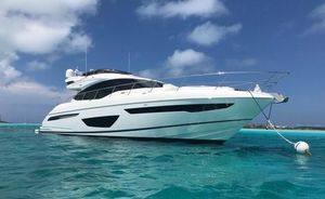 Used Princess S65 Motor Yacht For Sale