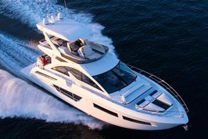 New Cruisers Yachts 60 Fly Flybridge Boat For Sale