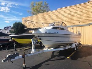 Used Renken 2288waseamaster Sports Fishing Boat For Sale