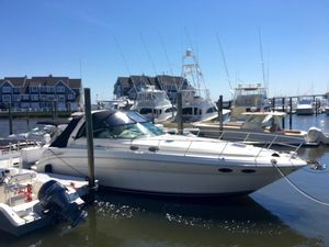 Used Sea Ray 380 Sundancer Sports Cruiser Boat For Sale