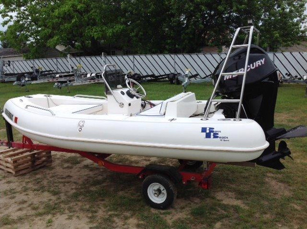 Used Boss 12 Sport  11698 Center Console Fishing Boat For Sale
