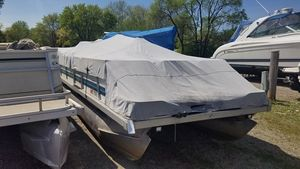Used Spectrum 24dlxcruiser Pontoon Boat For Sale