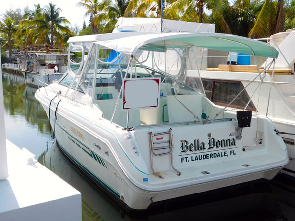 Used Sea Ray Weekender Cruiser Boat For Sale