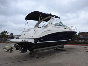 Used Sea Ray 300 Sundancer Sports Cruiser Boat For Sale