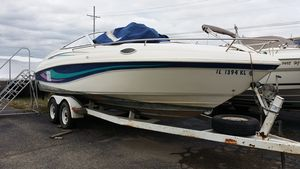 Used Rinker 232 Captiva Cuddy Cabin Boat For Sale